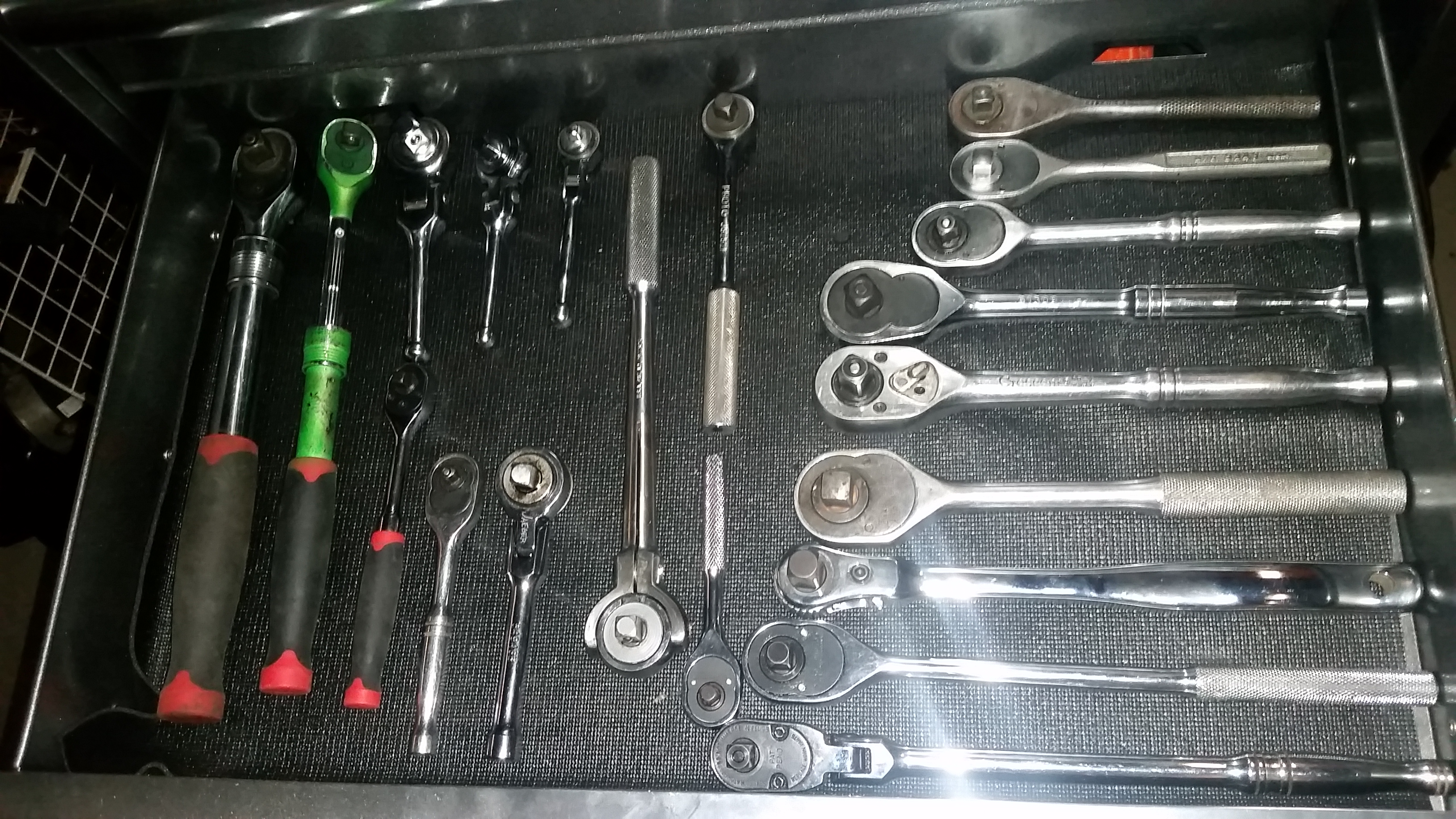 Preferred Ratchets Page 7 Hand Tools Power Tool Forum Tools In Action